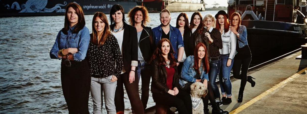 Team TRIO hair Hamburg