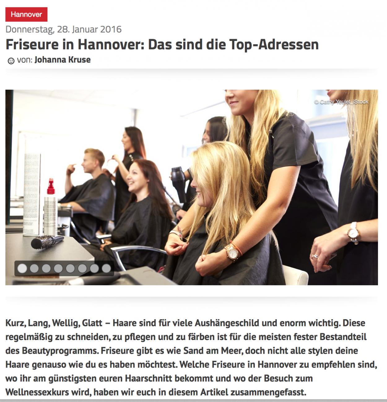 Prinz Wählt Trio Zu Den Top Friseur Adressen Trio Hair