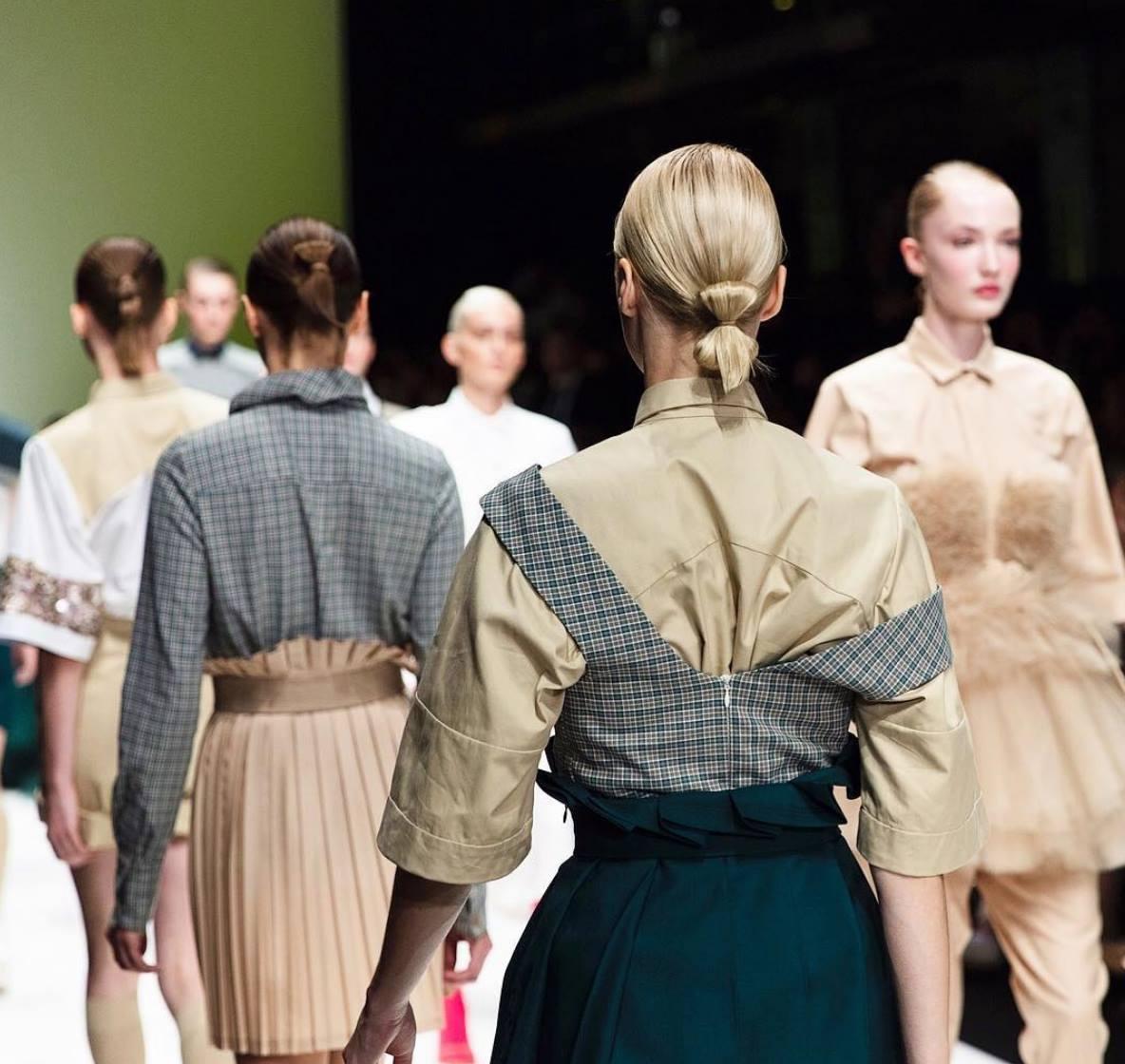 Haartrends Von Der Berlin Fashion Week Summer 2019 Trio Hair
