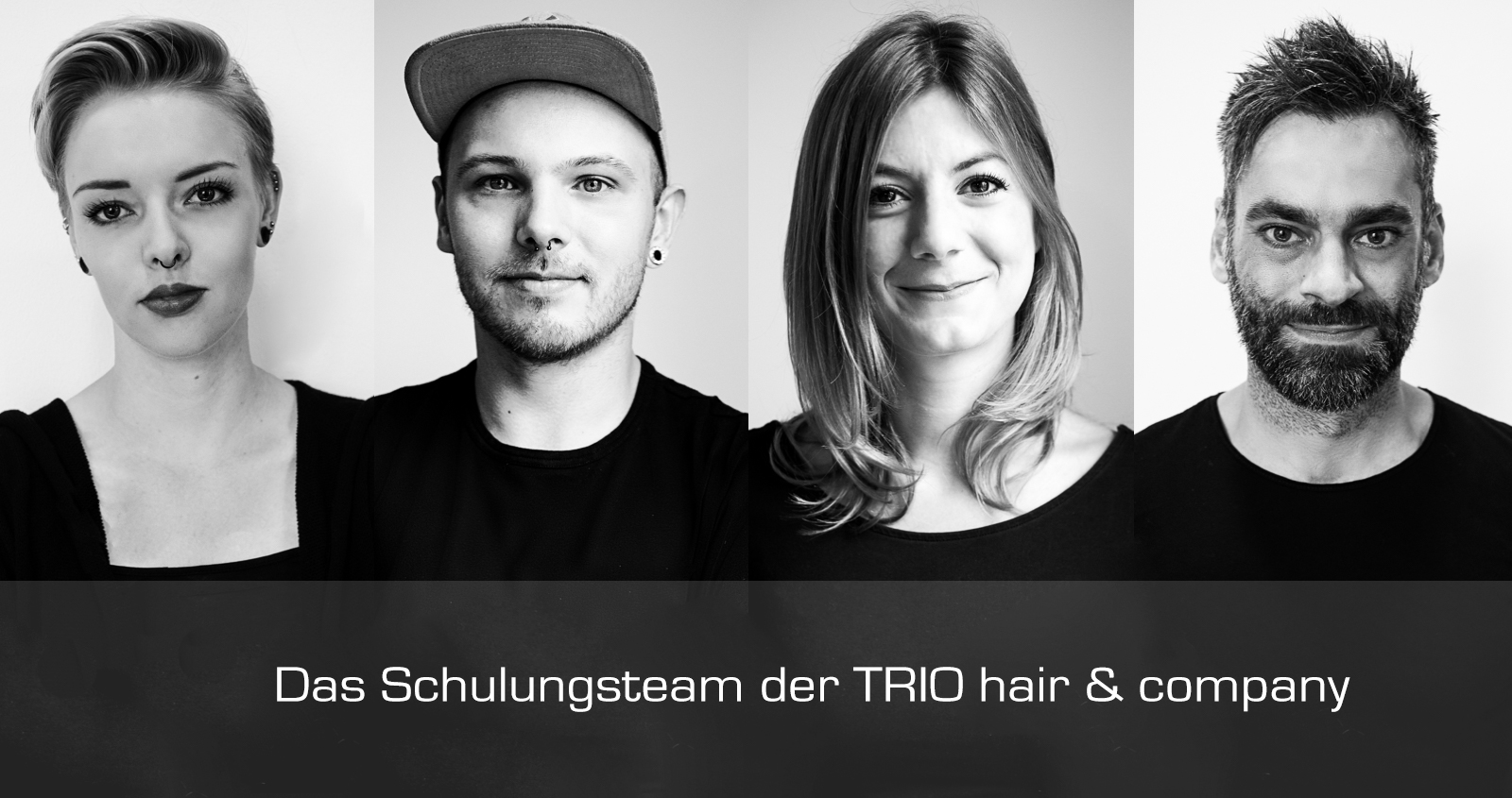 Team TRIO academy & salon